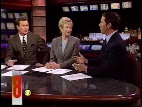 1/1/2002 Jan. 1, 2002, KLAS-TV Eyewitness News, John Gilbert & Paula Francis