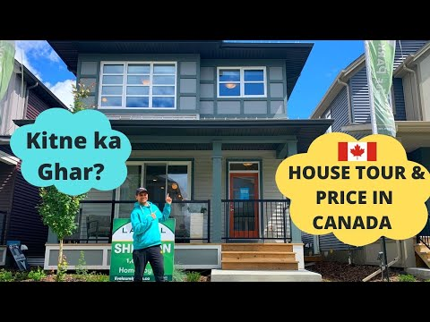 Canadian Houses| Inside A Single Family Home $400,000 | Life In Canada|Houses In Edmonton Alberta