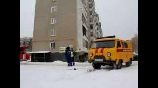 Ложное минирование девятиэтажки по улице Гагарина в Березовском