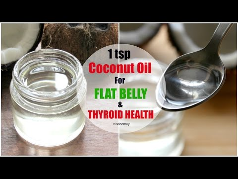 Eat Tsp Coconut Oil Day And Heal Your Thyroid Naturally