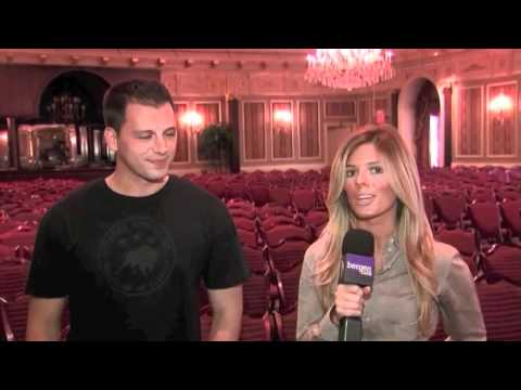 Albie Manzo Tours the Real Housewives of NJ Premiere Party featuring a Red Carpet Runway
