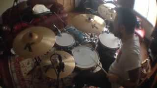 Mantra - Dave Grohl, Josh Homme, Trent Reznor (Drum Cover) - Joe Phillips
