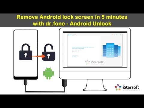 Remove Android Lock Screen In 5 Minutes With Dr.fone - Android Unlock