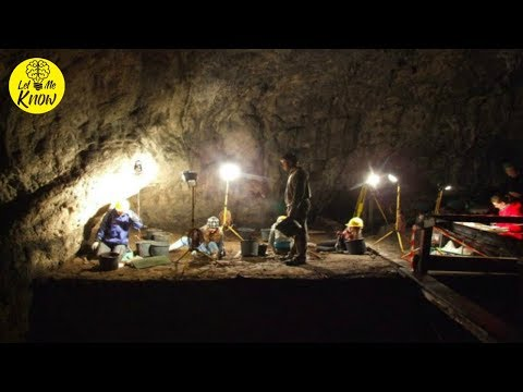 Archaeologists Were Exploring A Cave In Poland When They Discovered A 100,000 Year Old Secret