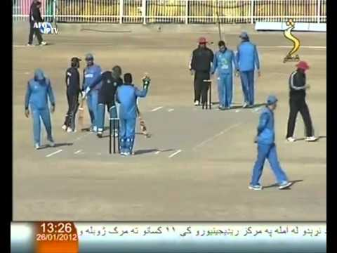 Afghanistan vs Khyber Pakhtunkhwa Cricket 3rd match live on Shamshad TV with Afghan IPTV Box