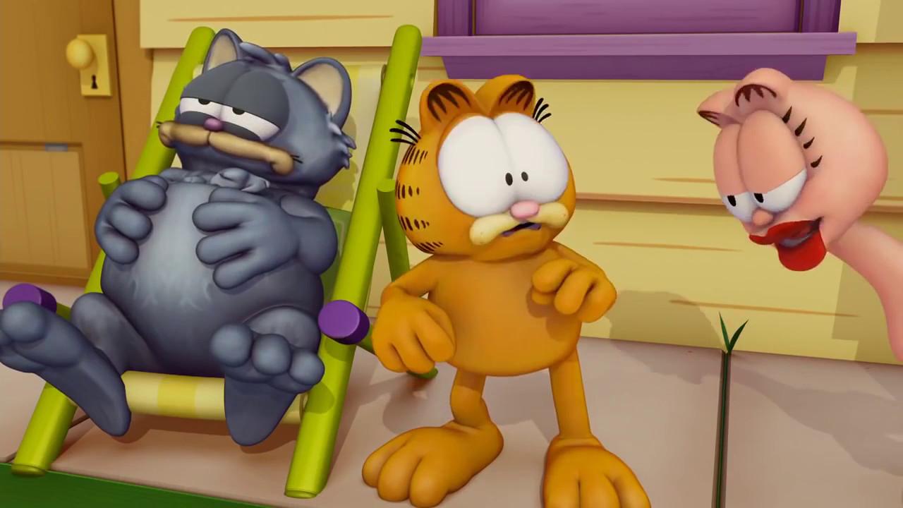 Garfield Cie Saison 1 Episode 10 Agent Content Youtube