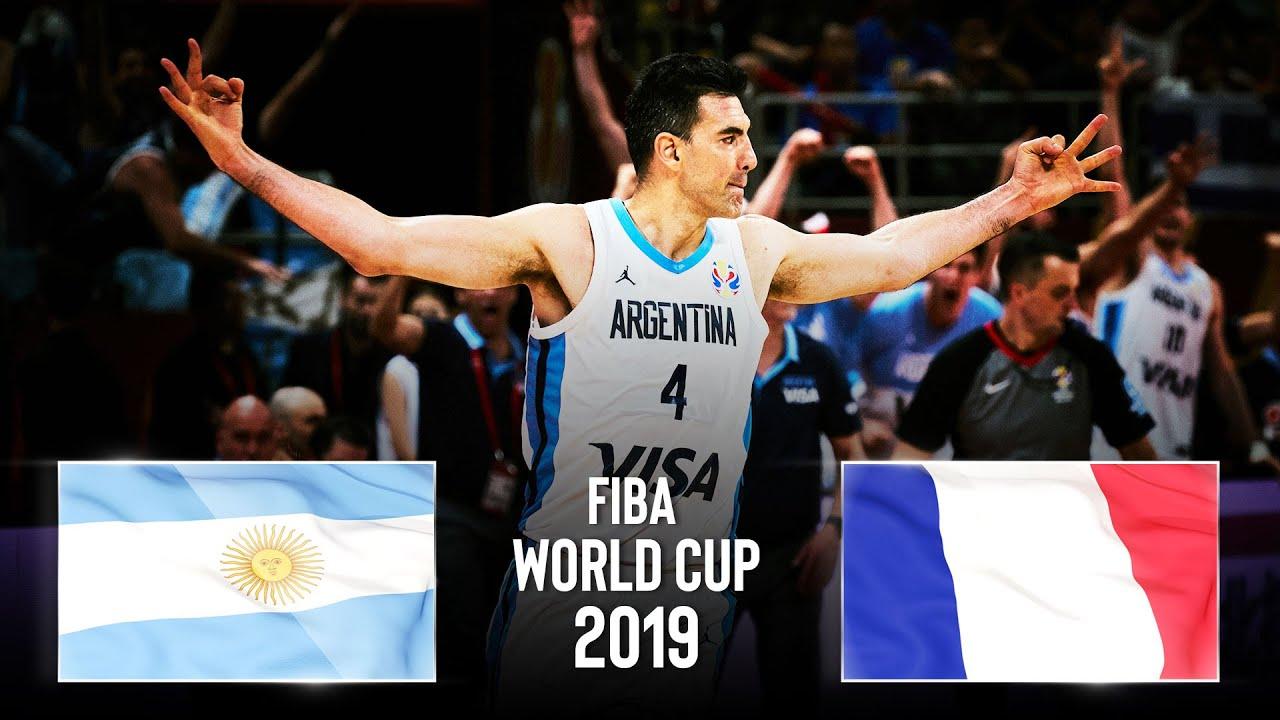Argentina 🇦🇷 v France 🇫🇷 | SEMI-FINAL | Classic Full Games