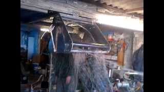 net stacker Flaker From Sovereign Boats