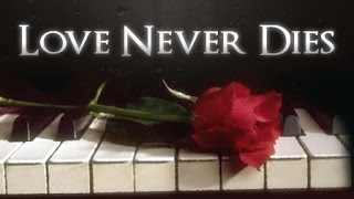 "R&B Instrumental Beat (Rap Instrumental) - ""Love Never Dies"" NEW"