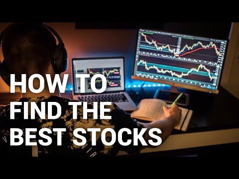 How To Find The Best Penny Stocks To Trade | Sunday Stock Talk 2017