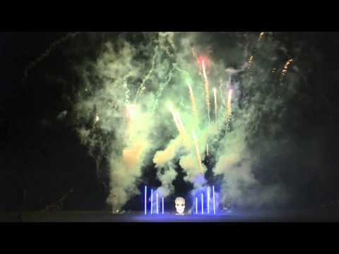 Hallett's Pyromusical & Lightshow August 3rd Canada 1080p