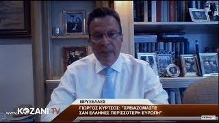 Ο Γιώργος Κύρτσος στο www.kozani.tv