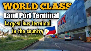 The Largest Bus Terminal in the Philippines (PITX GUIDE TOUR)