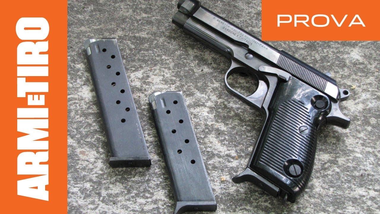 La Beretta 51 Calibro 765 Parabellum