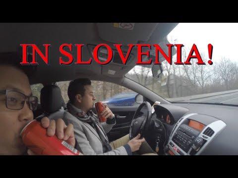 Slovenia Trip: In the Car w/ Samo of Polenar Tactical