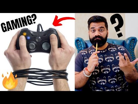 Gaming Addiction - A Real Health Problem??? Gaming and Mental Health?🔥🔥🔥