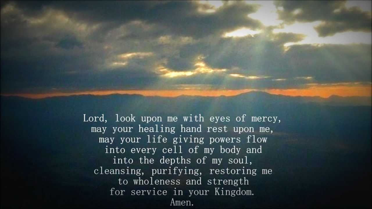 Prayers For Strength And Comfort
