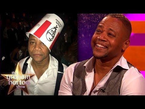 Cuba Gooding Jr LOVES KFC! | The Graham Norton Show