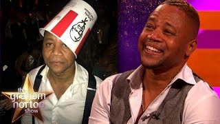 Cuba Gooding Jr LOVES KFC! | The Graham Norton Show