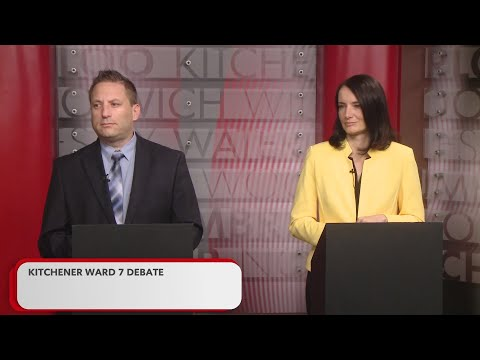 Kitchener Ward 7 Debate