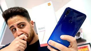 Unboxing del Redmi 7 GLOBAL ¿POR QUÉ TAN GRANDE XIAOMI?