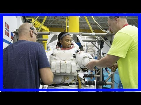 Nasa pulls first african-american iss astronaut from mission