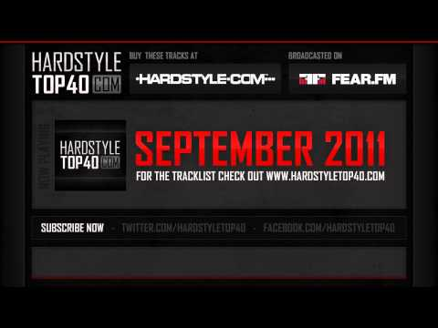 Hardstyle Top40 - September 2011 (HD)