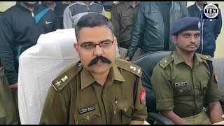 Vaibhav Krishna SSP GBN briefs about Evergreen Sweets murder incident of Gama II   Ten News