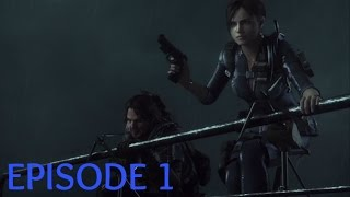 Resident Evil: Revelations [Episode 1] Into the Depths - No Commentary