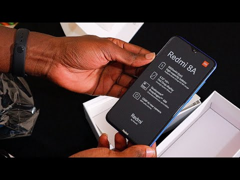 Redmi 8A (Global) - Unboxing and First Impressions