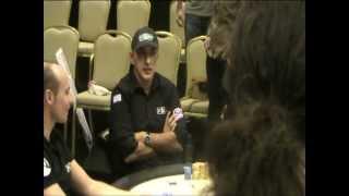 EPT Loutraki: Χαμένο all-in για John Taramas (τουρνουά πόκερ)(O John Taramas χάνει ένα all-in στο τελικό τραπέζι του European Poker Tour Loutraki Main Event. Για περισσότερα video για το πόκερ: http://www.p..., 2011-11-20T15:30:19.000Z)
