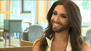 Conchita Wurst- Just the way you are❤️ A fan video