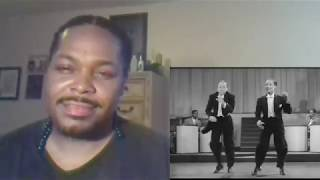 Baby Dyce Reacts to - Jumpin Jive - Cab Calloway and the Nicholas Brothers