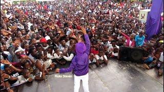 Fresh kid shines in 477 secon perfomance on Easrer day in ugandan music videos 2019.[Muks steven]