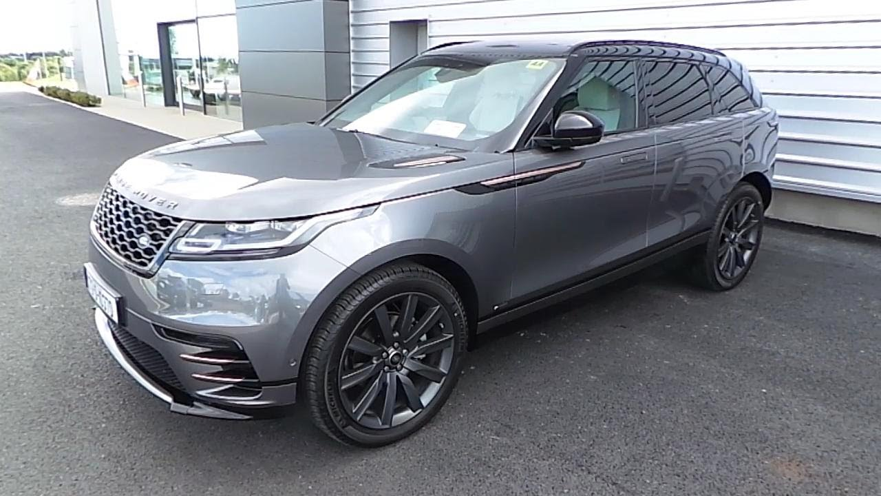 172d10370 2017 land rover range rover velar 2 0 sd4 r dynamic se 240 bhp youtube. Black Bedroom Furniture Sets. Home Design Ideas