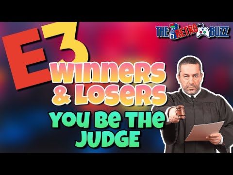 E3 2021 Winners & Losers - Arcade1Up, iiRcade, Nintendo, Xbox, Who Won? from COOLTOY