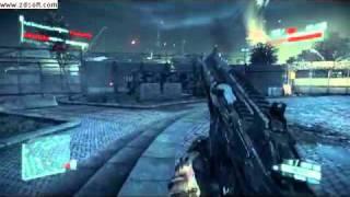 Crysis 2 gameplay