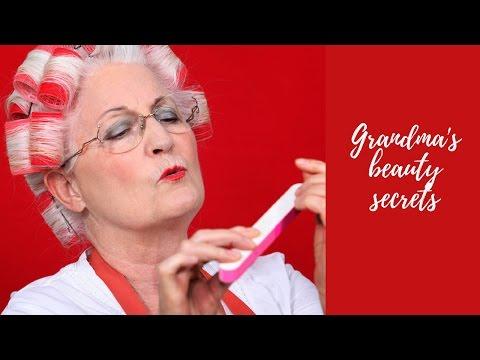 GRANDMA'S SECRET BEAUTY TIPS