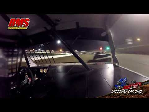 #9JR Spencer Hartwick - Hobby Stock - 9-14-18 Batesville Motor Speedway - In Car Camera