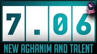 dota 2 7 06 new aghanim and talent my favorite 7 06 change ti7
