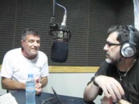 Saccomanno en Radio Residencias 96.5 Mar del Plata