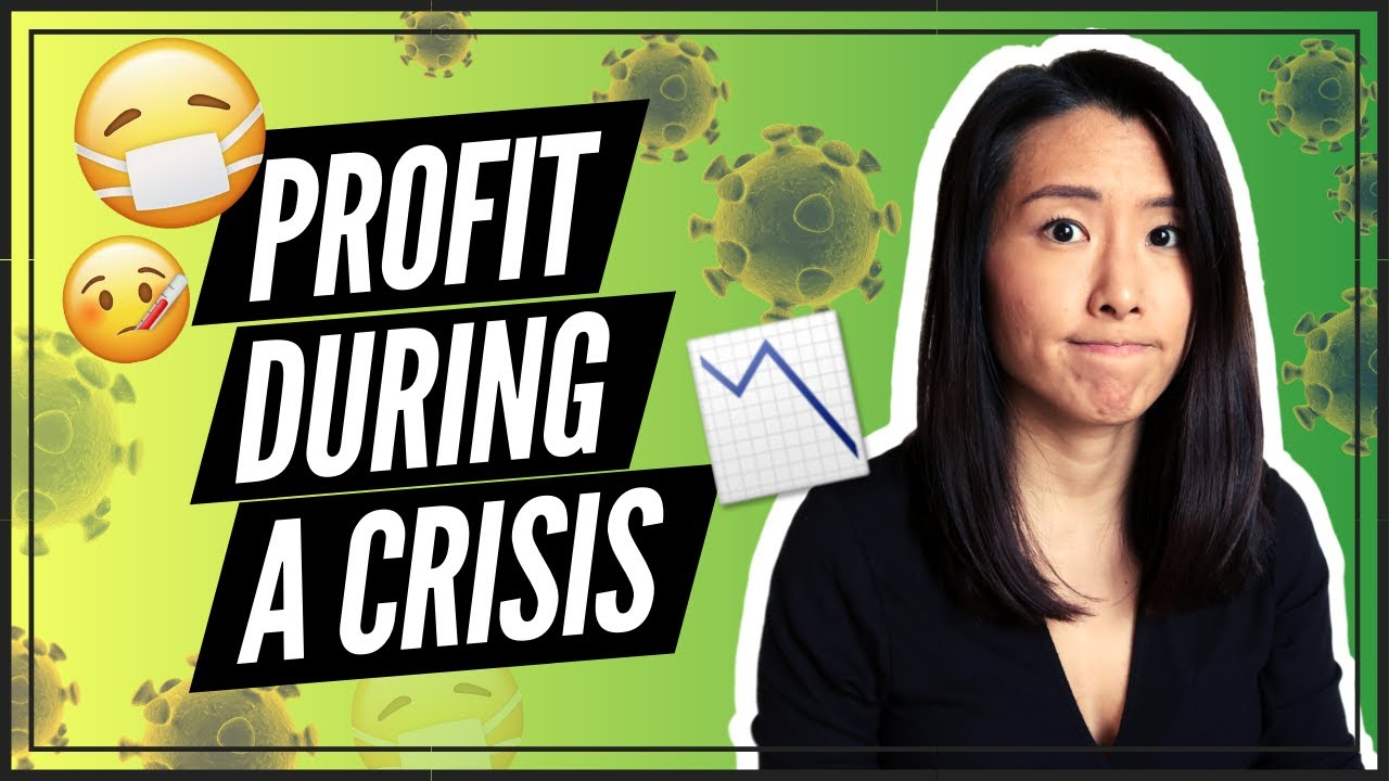 Coronavirus & the Stock Market (MAKE MONEY DURING A CRISIS)