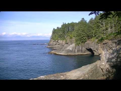 Most North Western Point of the U.S. Washington State