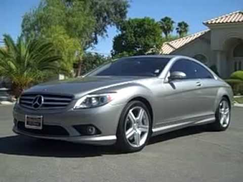 26769 2007 mercedes benz cl class cl550 coupe youtube for 2007 mercedes benz cl550 for sale