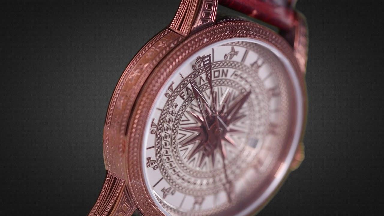 Sản xuất quay phim TVC quảng cáo đồng hồ Faragon