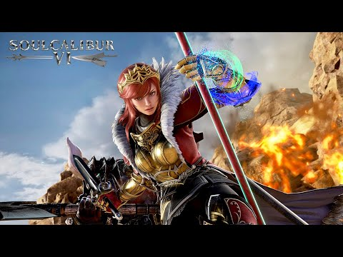 SOULCALIBUR VI - Season 2 Introduction Trailer - PS4/XB1/PC