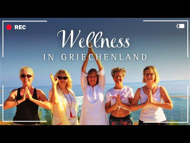 Wellnessurlaub Griechenland: Yoga, Qi Gong und Wandern im Pilion