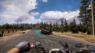 Far Cry 5 (Xbox one X) - прохождение (4)!Комментарии!