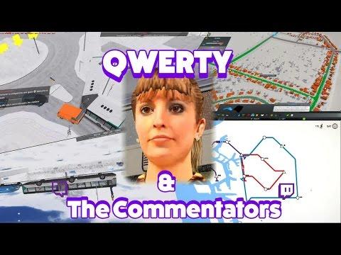 Qwerty & The Commentators  