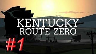 Kentucky Route Zero #1 - Пёс, грузовик и посылка
